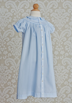 Lily Day Gown | Girl Christening | Heirloom Memories